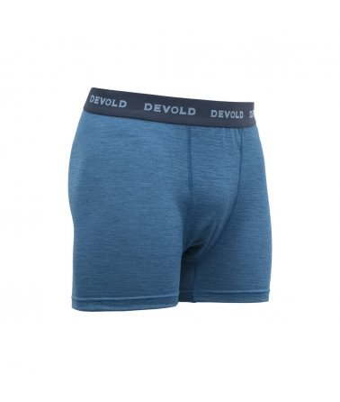 Pánské lehké pohodlné vlněné boxerky Devold Breeze
