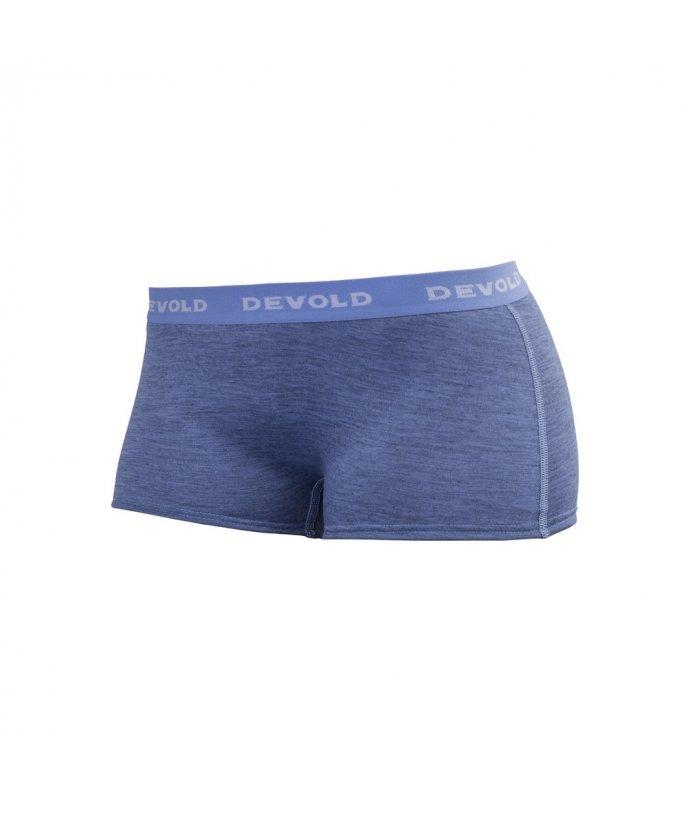 Dámské lehké pohodlné vlněné boxerky Devold Breeze