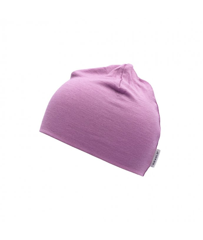 Dětská super lehká vlněná čepice Devold Breeze