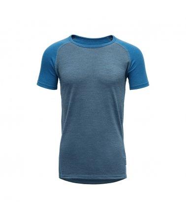 Devold Breeze junior T shirt, triko, dětské