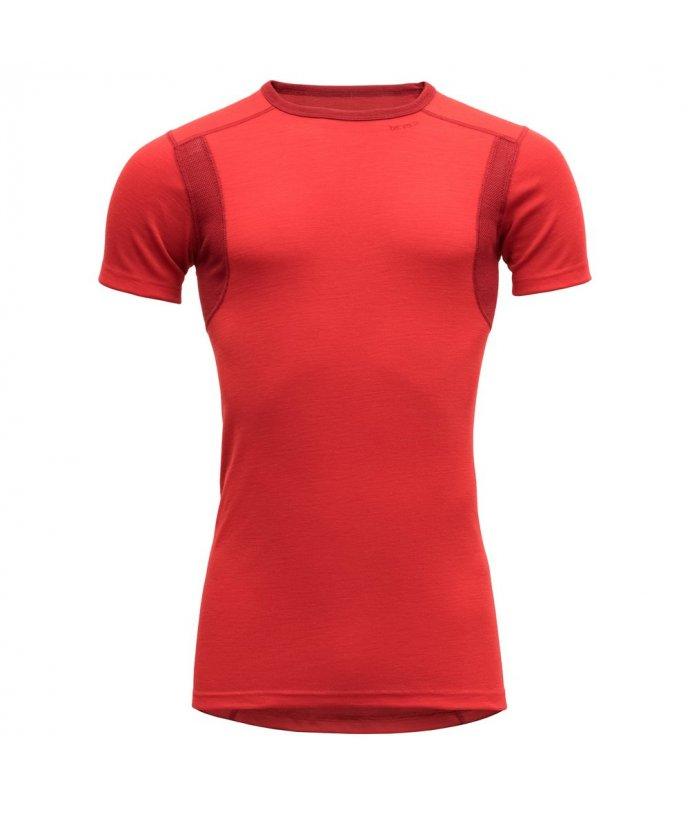 Pánské sportovní lehké vlněné tričko Devold Hiking
