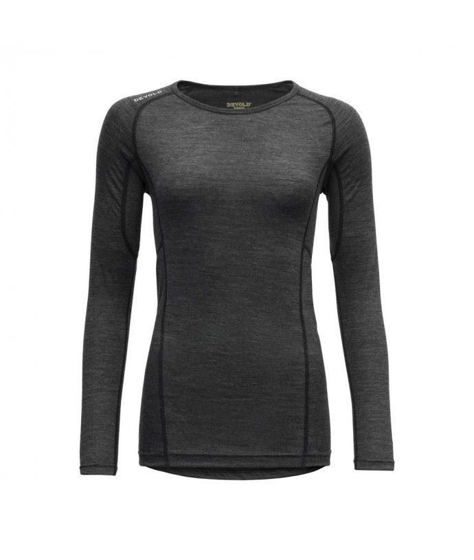 Dámské prodyšné běžecké vlněné tričko Devold Running