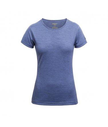 Vlněné tričko s krátkým rukávem Devold Breeze
