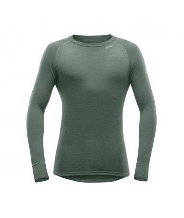 Pánské velmi teplé vlněné tričko Devold Expedition