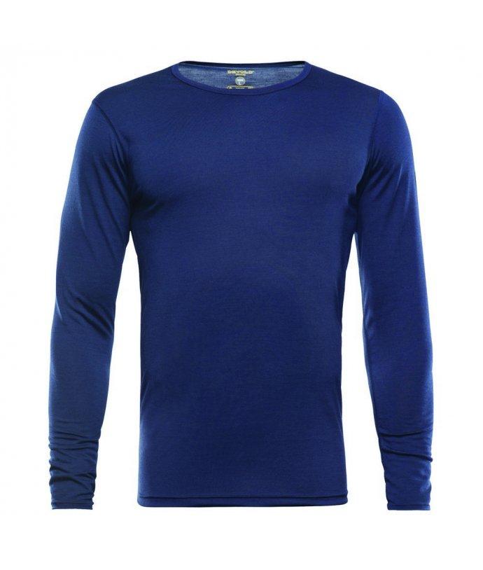 Pánské super lehké pohodlné vlněné tričko Devold Furnes