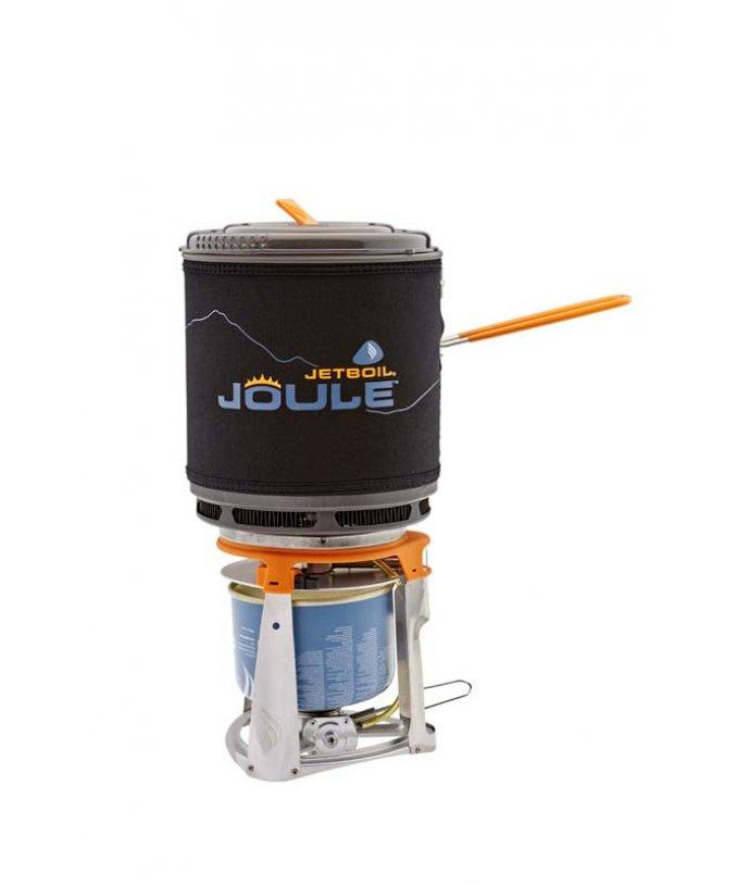 Jetboil Joule, špičkový outdoorový vařič