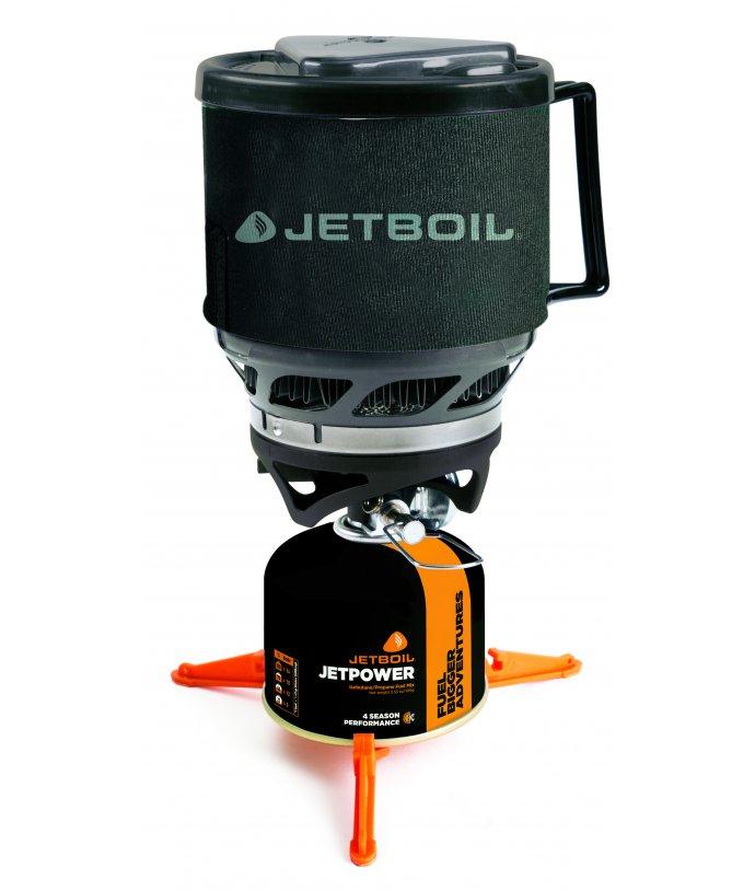 Jetboil MiniMo, rychlovarná konvice, vařič 1 litr