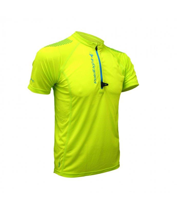 Pánské technické sportovní tričko Raidlight Run Active Top