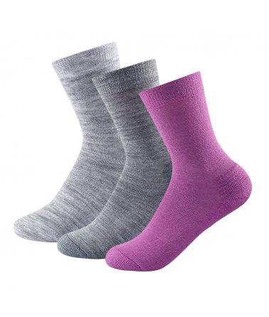 Dámské středně silné vlněné ponožky Devold Daily Medium