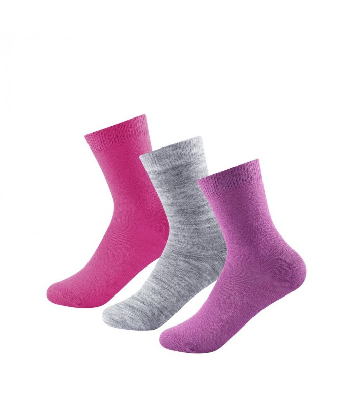Dětské velmi lehké vlněné ponožky Devold Daily