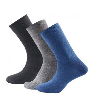 Velmi lehké vlněné ponožky Devold Daily