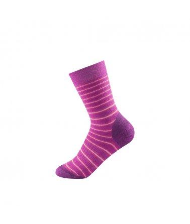 Dětské velmi teplé vlněné ponožky Devold Multi Heavy