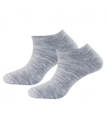 DEVOLD® DAILY SHORTY sock 2PK, 2 páry ponožek, unisex
