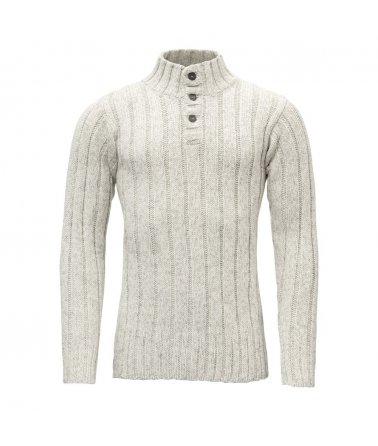 Teplý vlněný svetr Devold Nansen Rib Knit