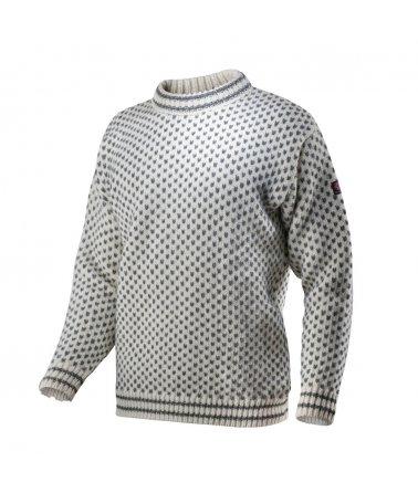 Tradiční stylový vlněný svetr Devold NordsjØ