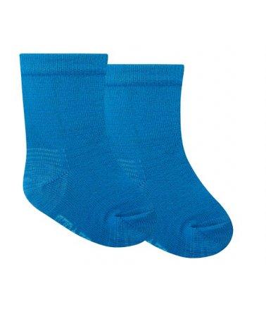 Batolecí hladké tenoučké vlněné ponožky Devold Baby