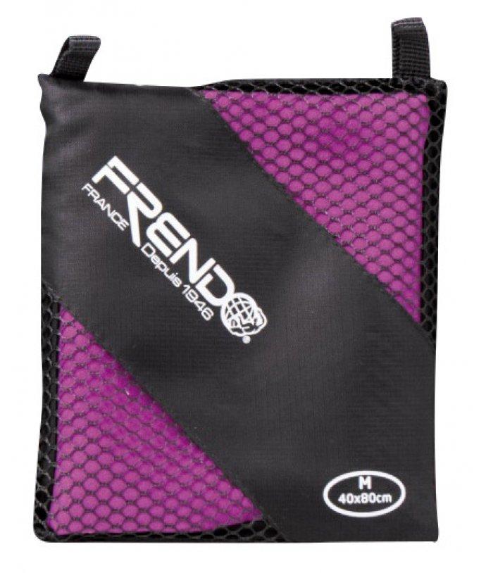 Cestovní ručník z mikrovlákna Frendo TREKKER M