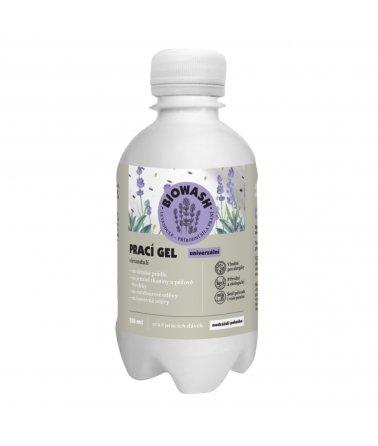 Prací gel přírodní univerzální s levandulí