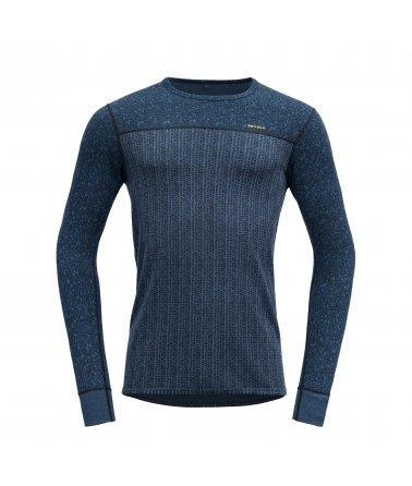 Pánské oboustranné triko s dlouhým rukávem Devold Kvitegga