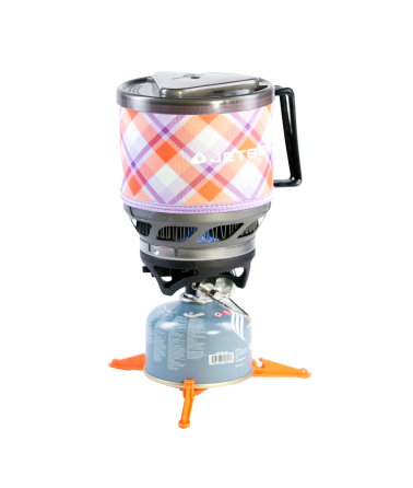 Jetboil MiniMo, outdoorový vařič 1 litr, fialový yama