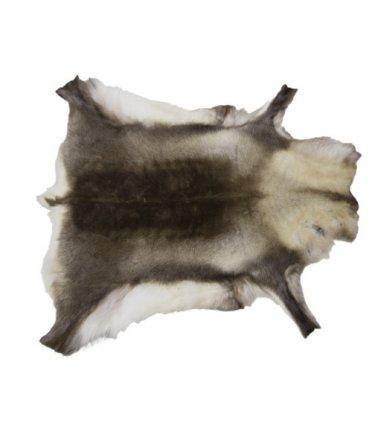 Originál norská kožešina ze soba - tele