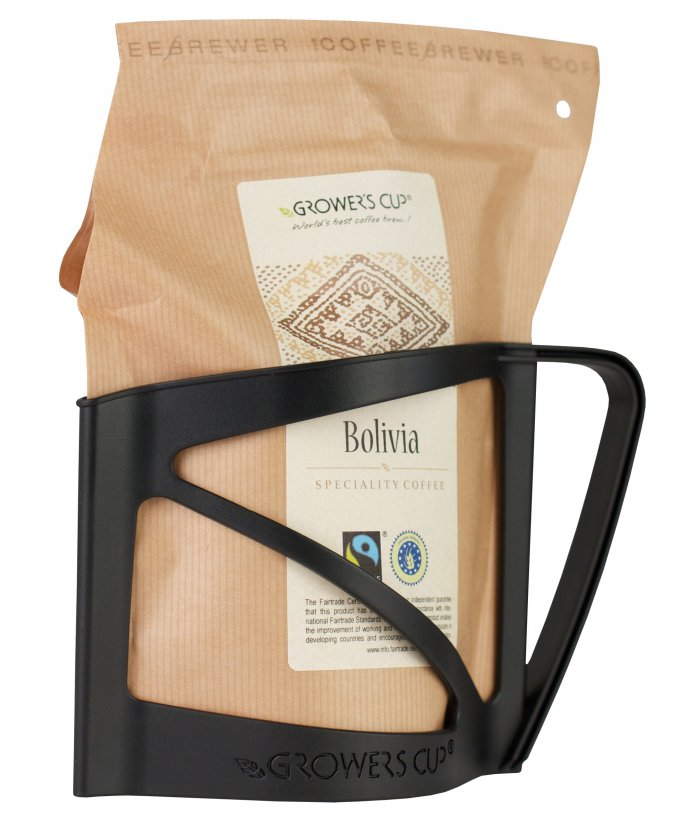 Držák na kávu Grower's cup Easy Serve