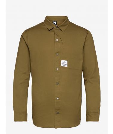 Pánská bavlněná košile Camper LS Shirt Bula